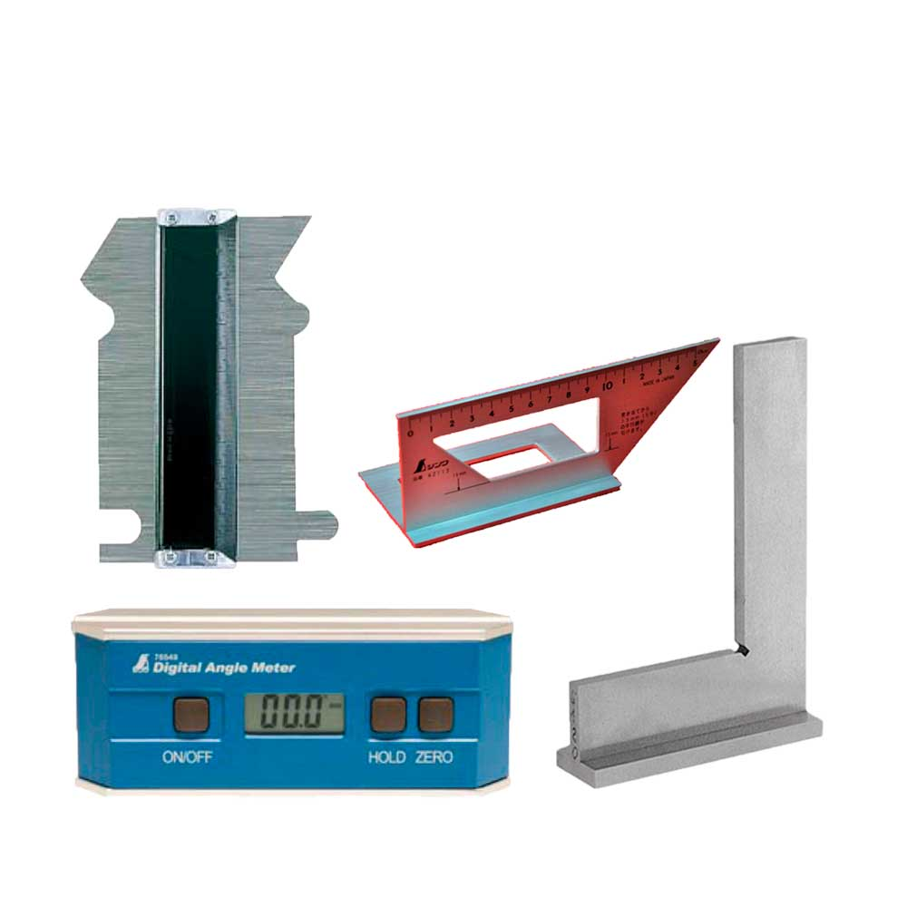 Square and Angle Finder