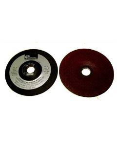 Flexible Wheel-Thai 100 x 3 x 16-AC 60BFL27