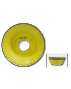 Flexovit CBN Wheel K11V9-75-2-10 20-B126-Vt80H T30-66260117905