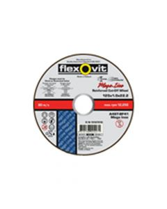 Cut off wheel Mega Inox Ultra Thin 125 x 1.6 x 22.2 A46T-BF41 66252844129