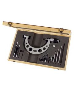 420770 25-150-Large Outside (External) Micrometer 1/100