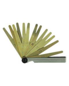 478210 20-Holex Feeler Gauge,Brass,100 mm Long