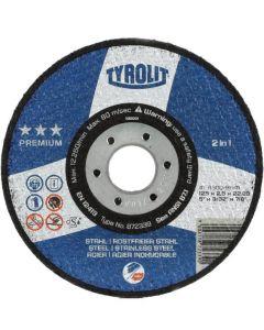 563200 178-Tyrolit Cut-Off Discsecur Extra