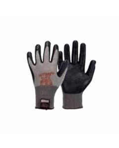 094510 9-Nitras Cutresistant Work Gloves, Nitrile Coated