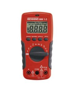 473300 MM1-3-Benning Multimeter With VDE Kitemark