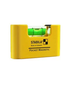 Stabila Spirit Level Pocket Magnetic-17774