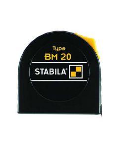 Pocket Tape Type BM20 M/INCH-3m 10ft 12,5 mm-16447