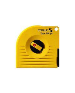 Cased Meachsurement Tape Polymide Coated Steel 10 m Type BM50P-17217