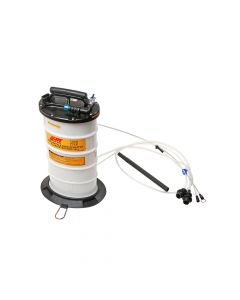 JTC 1050-Pneumatic and Hand Operated Fluid Extractor