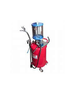JTC 1537-Glass Covered Fluid Extractor