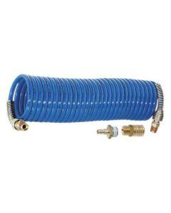 080100 5-Spiral Hose 1/4' X 5 mtr