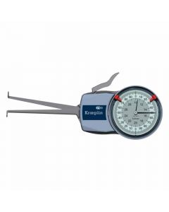 438950 30-50-Kroeplin Internal Caliper Gauge W. Dial IND. 0,01
