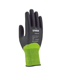 UVEX Mechanical Risks, Cut Protection, C500 XG, size 9 level 5 wet work glove -6060009