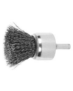574500 29 x 22-Lessmann End Brush Steel Wire 0,30 mm