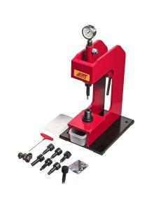 1517-Hydraulic Brake Lining Rivet Machine 4T