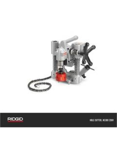 Ridgid Hole Cutting Tool, HC300 -230V-76787