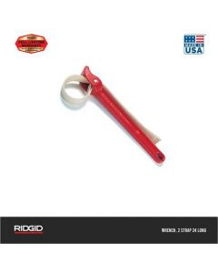 """2"""" Strap Wrench, 5 1/2"""" Outside Dia Tubing"""
