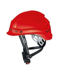 UVEX Safety Helmet, Pheos Alpine Rescue Helmet Red-9773350