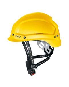 UVEX Safety Helmet, Pheos Alpine Rescue Helmet Yellow-9773150