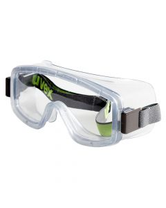 Safety Goggles 9405 Goggle Clear Lens, Af