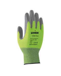 Mechanical Risks, Cut Protection, C500 Pure Size 9 Level 5 Food Contact Safe Glove - 6050309