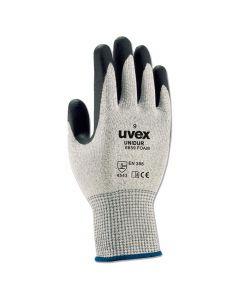 UVEX Mechanical Risks, Cut Protection, Unidur 6659 Foam, Size 7 Level 5 Glove -6093807