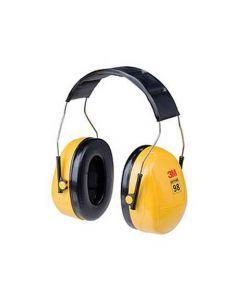 3M H9A Peltor Optime Earmuffs With Headband (Pack. 1/10/10)-7000009670