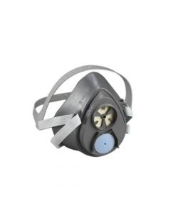3M 3200 Half Face Reusable Respirator (Pack. 1/20/20)-7100070446