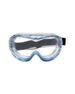 3M 40654-00000-10DP Fahrenheit Safety Goggle (Pack. 1/10/10)-7100009695
