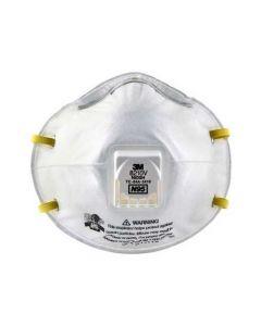 8210V N95 Particulate Respirator (Pack. 8/10/80) 10pcs/box-7000002462