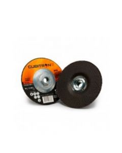 Cubitron Flexible Grinding Wheel, 4 in x 1/8 in x 5/8 in, 60+ (Pack. 10/20/200)-7100097096