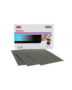 02023 Wod Sheet P1500, 51/2 In X 9 In (Sheet) (Pack. 5/50/250)-7000028329