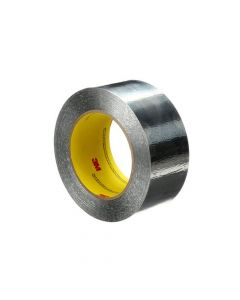 3M 425 Alumunium Foil Tape US SL 2'' x 60yd (24roll/case)-7100053630