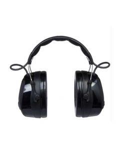 Peltor ProTac III Headset, Black, Headband MT13H221A (Pack. 10/1/10)-7100088424