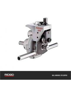 975 Combo Roll Groover for Use with Copper Tube-32828