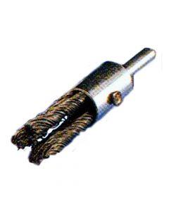End Brush Twist Knot Steel Wire Ke-10-25 mm-1'X 30 X 6 X 12 mm 471-831-(98-1471-831)