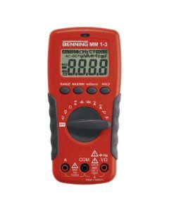 473300 MM1-3-Benning Multimeter With VDE Kitemark