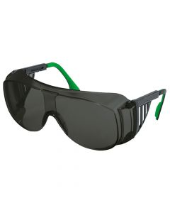 UVEX Welding Safety Glasses 9161 Shade 5 Welding Over The Glass Safety Eyewear-9161145