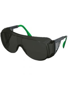 UVEX Welding Safety Glasses 9161 Shade 6 Welding Over The Glass Safety Eyewear-9161146