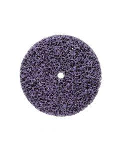 Scotch-Brite Clean and Strip XT Pule Disc, 4 in x 5/8 in-7000040211