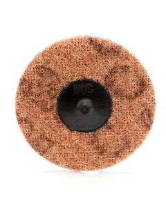 Scotch-Brite Roloc Surface Conditioning Disc SC-DR TR, 3 in, No Hole, A MED-7000000755