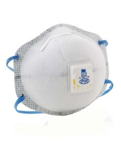 3M 8576 P95 Resp W/Nuisance Acid Gas Relief (Pack. 8/10/80) 10pcs/box-7000002061