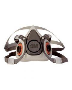 6100/07024(AAD) Half Facepiece (Pack. 24/1/24)-7100004862