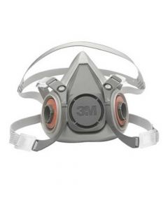 3M 6300/07026(AAD) Half Facepiece (Pack. 24/1/24)-7100004869