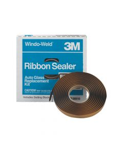08622 Window-Weld? Round Ribbon Sealer, 3/8 In (24Pcs/Case)-7000028610