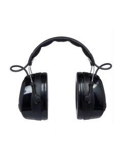 3M Peltor ProTac III Headset, Black, Headband MT13H221A (Pack. 10/1/10)-7100088424