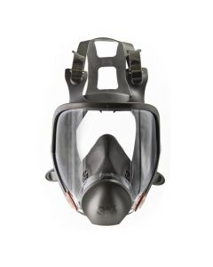 3M 6700 Small Full Facepiece (Pack. 4/1/4)-7000002030