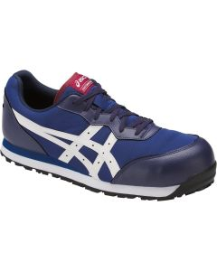 835-4443-Asics Protective Sneaker Shoes size 41.0 (Dark Blue) -FCP201.490126.0