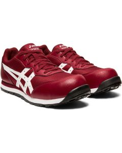 148-7802-Asics Protective Sneaker Shoes size 41.5 (Maroon) -FCP201.60026.5