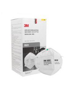 3M 9501 P2 Particulate Respirator (Pack 10/50/500 ) 50pcs/box-7100247712